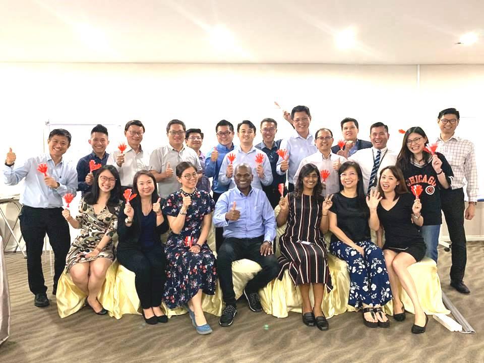 TACK Sales Management For Success Workshop - TACK TMI Malaysia
